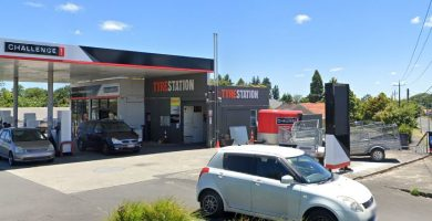 Tyre Station - Hamilton.