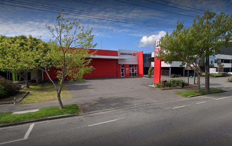 Bridgestone Wairakei Rd - Christchurch