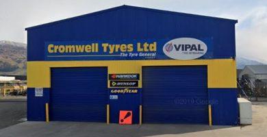 Cromwell Tyres Ltd