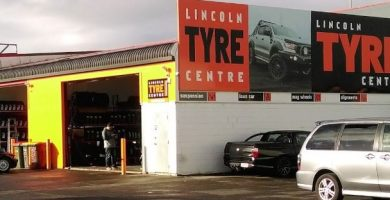 Lincoln Tyre Centre - Henderson
