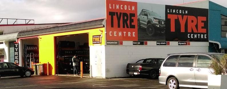 Lincoln Tyre Centre - Henderson
