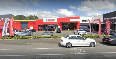 Bridgestone New Plymouth City - Taranaki