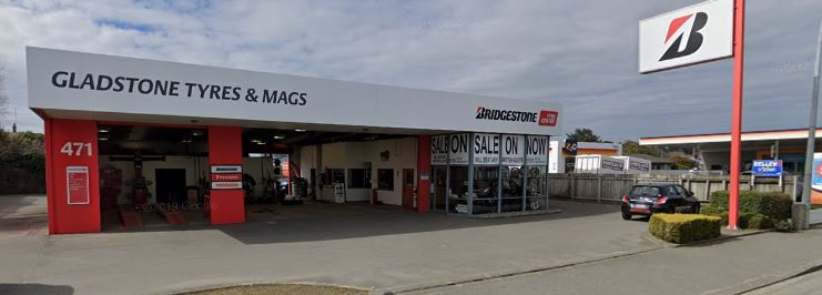 Gladstone Tyres & Mags