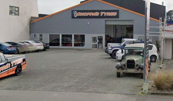 Choppas Tyres Invercargill