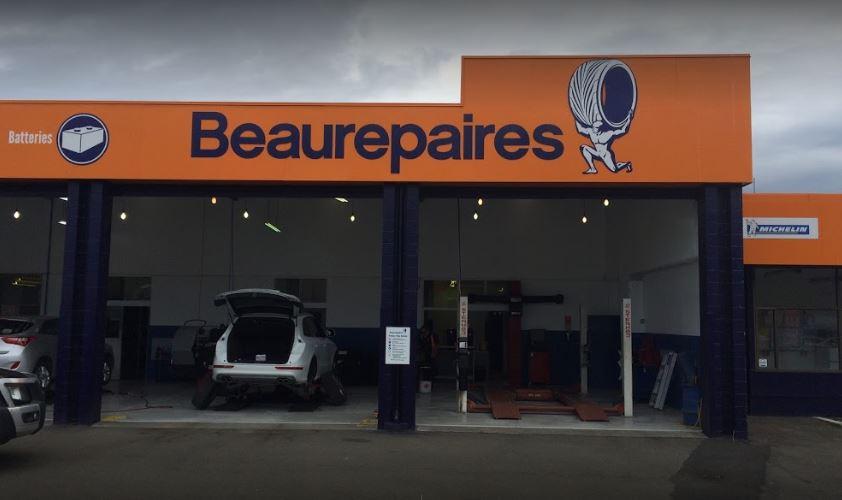 Beaurepaires Napier