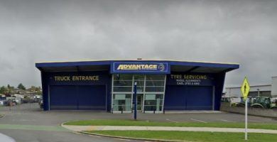 Advantage Tyres Hamilton
