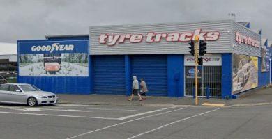 Tyre Tracks Frankton