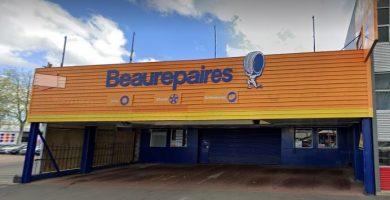 Beaurepaires Anglesea Street