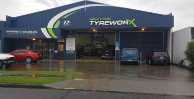 Tyreworx New Lynn