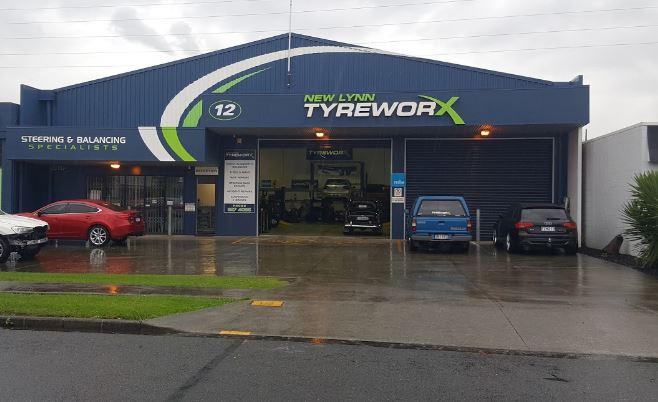 Tyreworx NewLynn