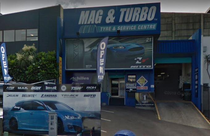 Mag &Turbo Ponsonby