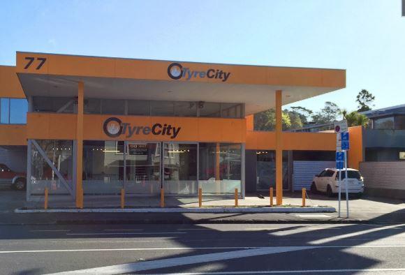 Tyre City Newmarket