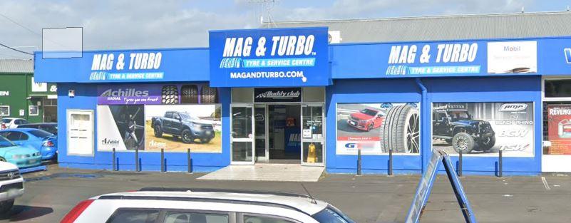 Mag &Turbo Whangarei