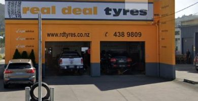 Real Deal Tyres Whangarei