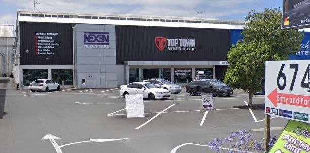Top Town Wheel & Tyre