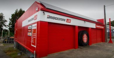 Bridgestone Garnetts