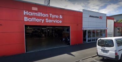 Bridgestone Hamilton Tyre and Battery