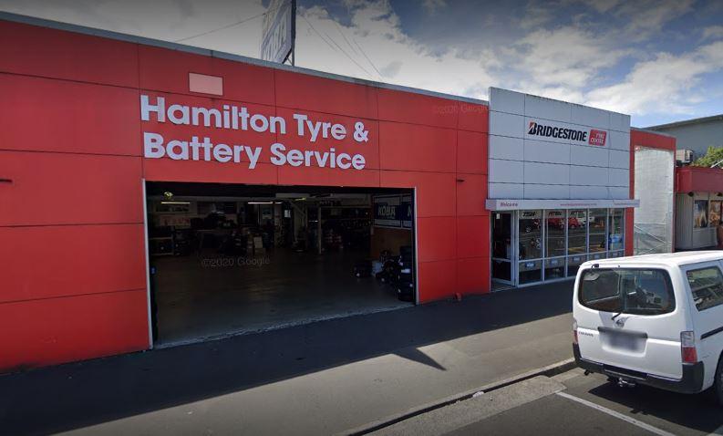 Bridgestone Hamilton Tyre and Battery