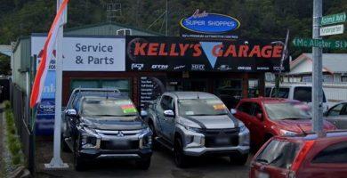 Kelly'S Garage