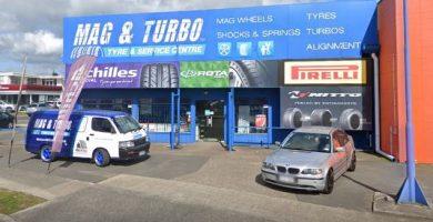 Mag &Turbo Rotorua