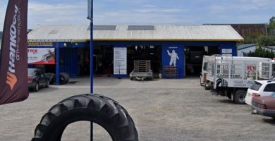 The Tyre General Wairoa