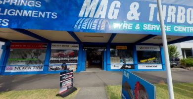 Mag & Turbo Palmerston North