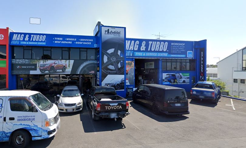 Mag & Turbo North Shore