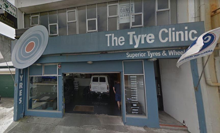 The Tyre Clinic Wellington