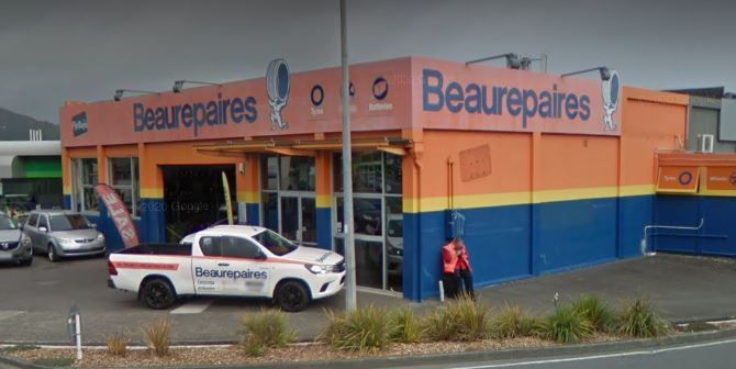 Beaurepaires Rutherford
