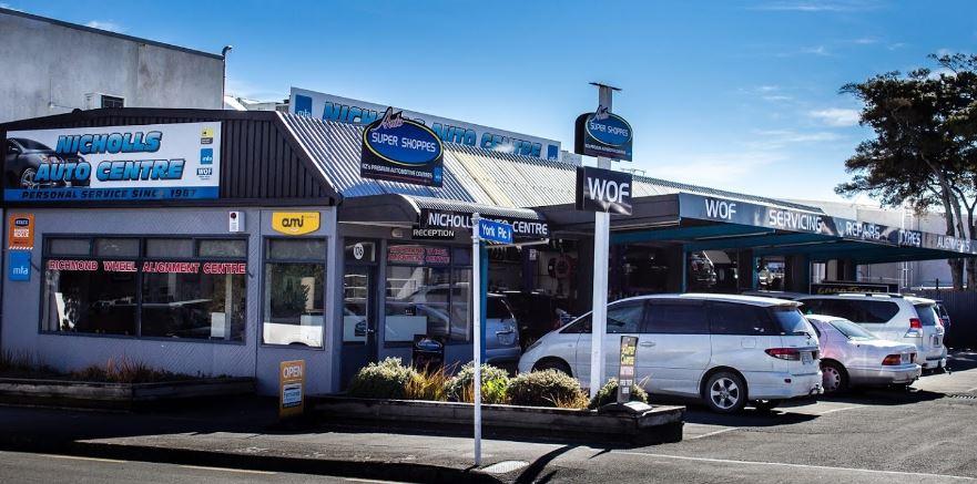Nicholls Auto Centre