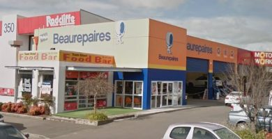 Beaurepaires Christchurch