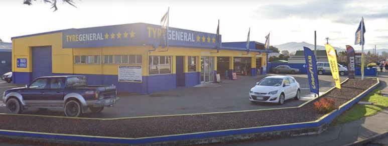 Tyre General Blenheim