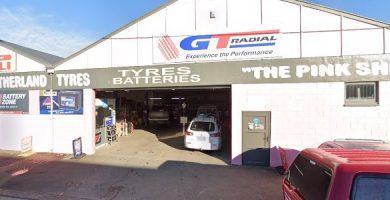 Sutherland Tyres Ltd