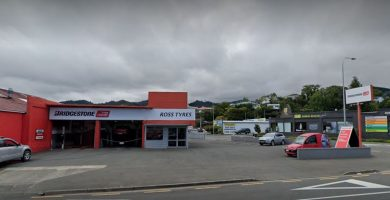 Bridgestone Tyres Shop in Nelson