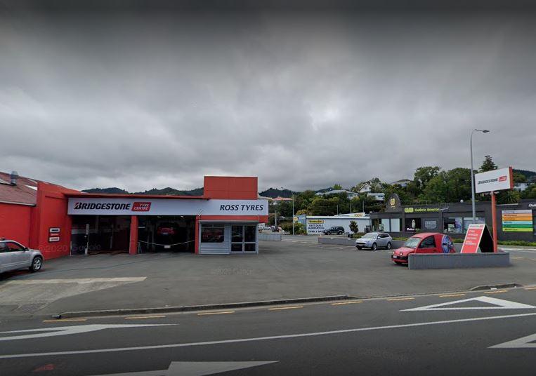 Bridgestone Tyres Shop in Nelson