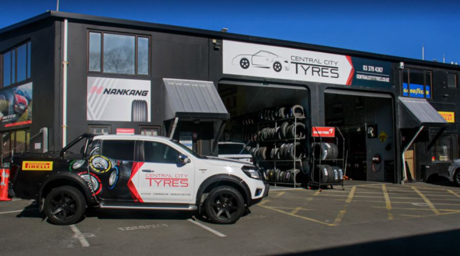 Central City Tyres