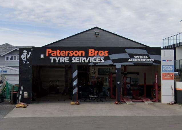 Paterson Bros Tyres