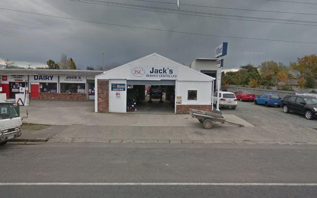 Jacks Service Centre Ltd