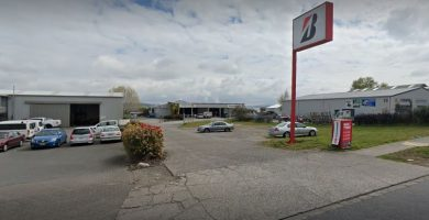 Firestone Tyre Shop Taupo