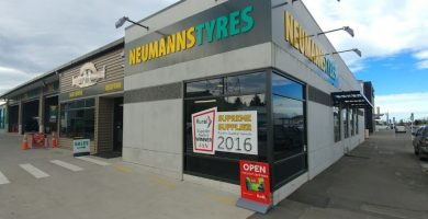 Neumanns Tyres - Ashburton