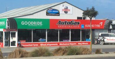 Auto Gas Specialists Ltd