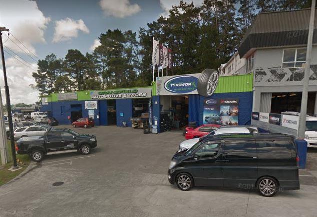 Cranefield Automotive & Tyres