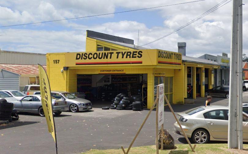 Discount Tyres Glenfield