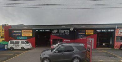 JP Tyres 2009 Ltd