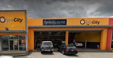 Tyre City Botany