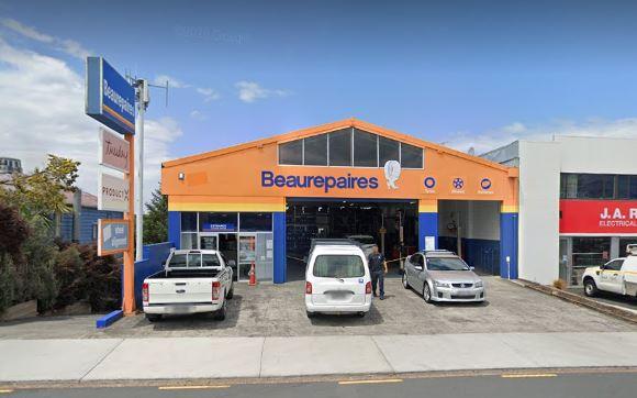 Beaurepaires Harrys PT Road