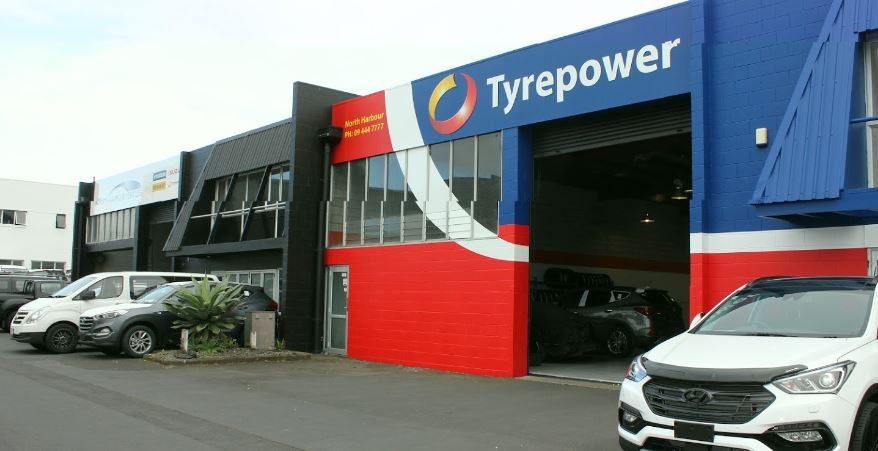 North Harbour Tyrepower North Shore