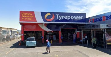 Otahuhu Tyrepower
