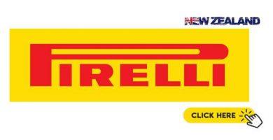 Pirelli Logo NZ