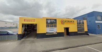 Steve's Tyre Service Ltd